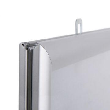 Двусторонняя клик-рамка А2 (25 мм)